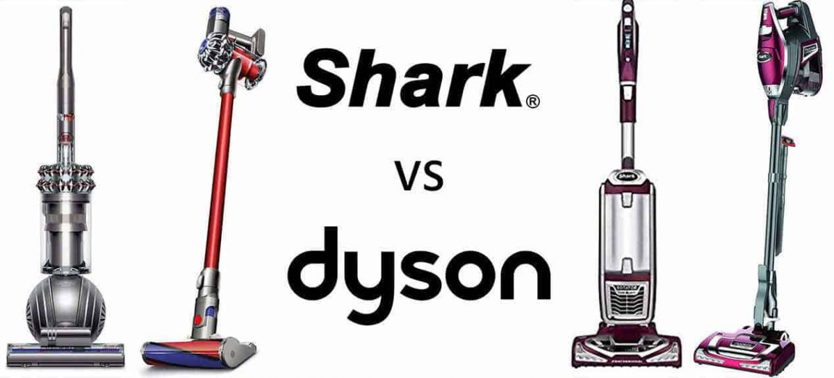 Shark vs. Dyson (What's the Best Vacuum in 2019?)
